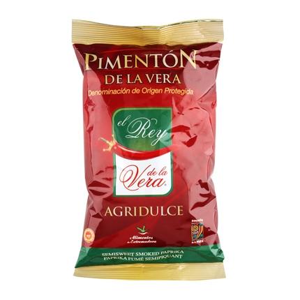 Pimentón agridulce De La Vera 250 g.