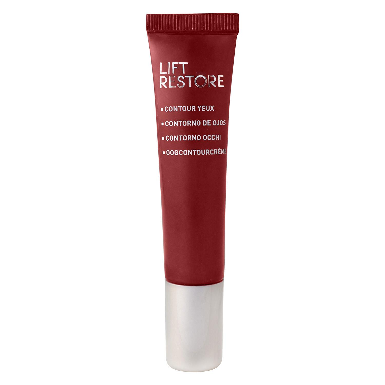 Contorno de ojos rellenador Lift restore Les Cosmétiques -Lift Restore 15 ml. -