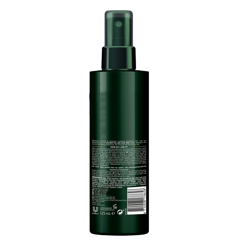 Spray hidratante Botanique Expert con leche de coco y aloe vera -