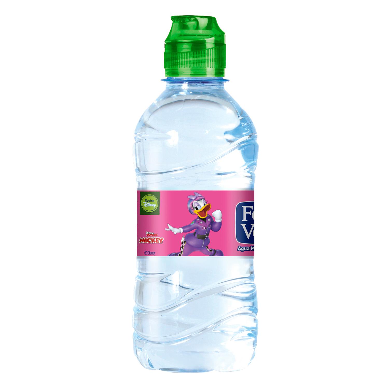 Agua mineral Font Vella natural personajes 33 cl. -