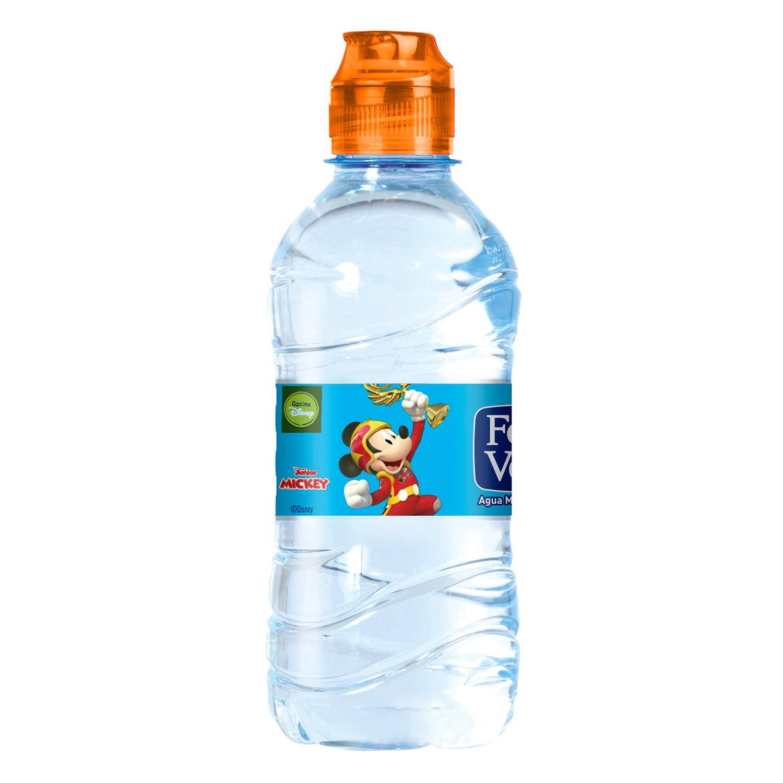 Agua mineral Font Vella natural personajes 33 cl. - 2