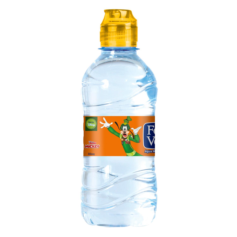 Agua mineral Font Vella natural personajes 33 cl. - 3