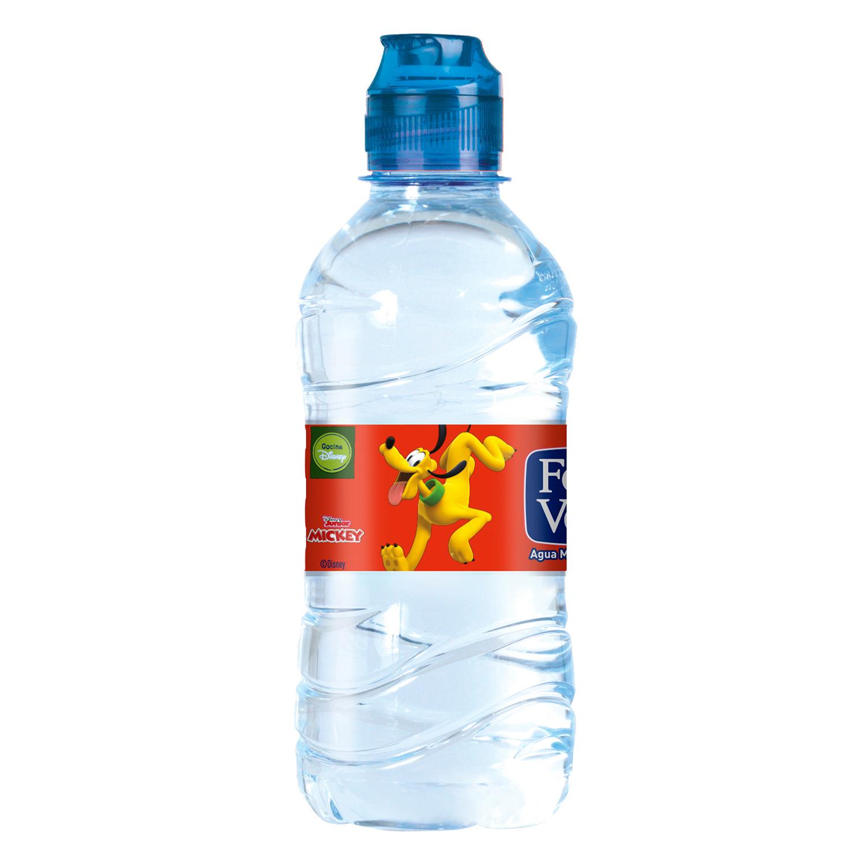Agua mineral Font Vella natural personajes 33 cl. - 4