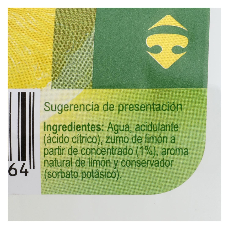 Aderezo de limón Carrefour 500 ml. - 2