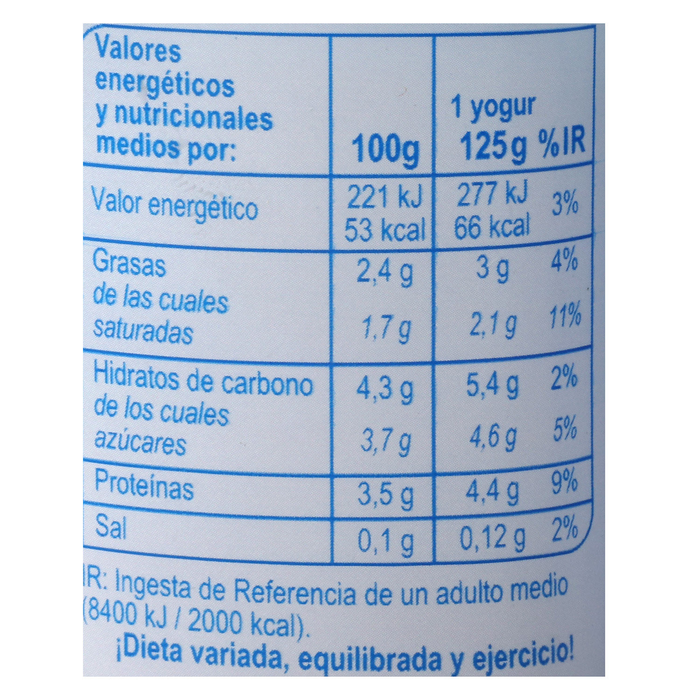 Yogur Natural - 2