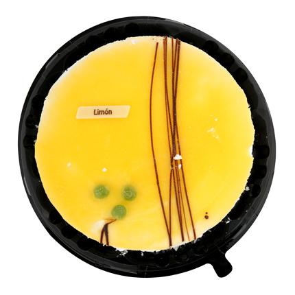 Mousse de limón Carrefour 10 raciones 1 ud -