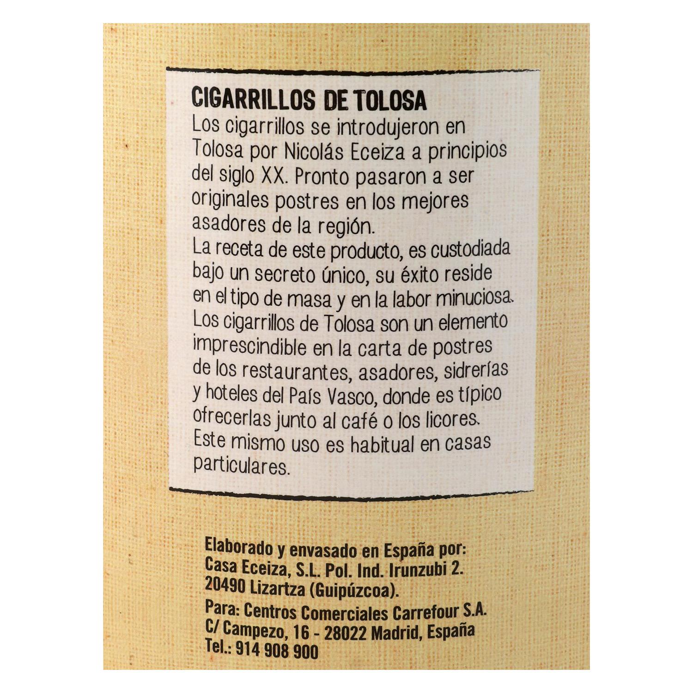 Cigarrillos de Tolosa - De Nuestra Tierra - 2