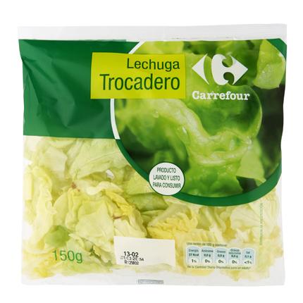 Lechuga trocadero -