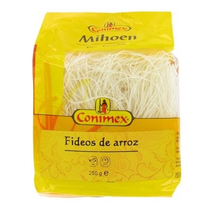Fideos arroz