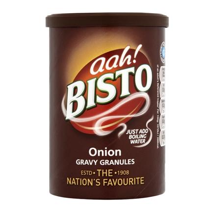 Cebolla granulada Bisto 170 g.