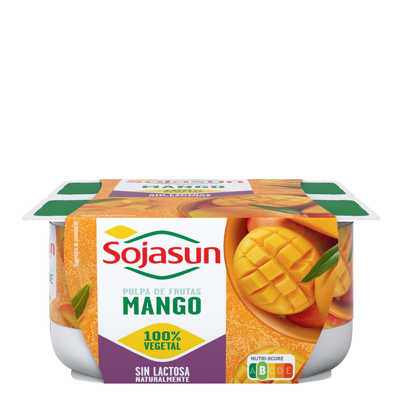 Yogur mango pasión -
