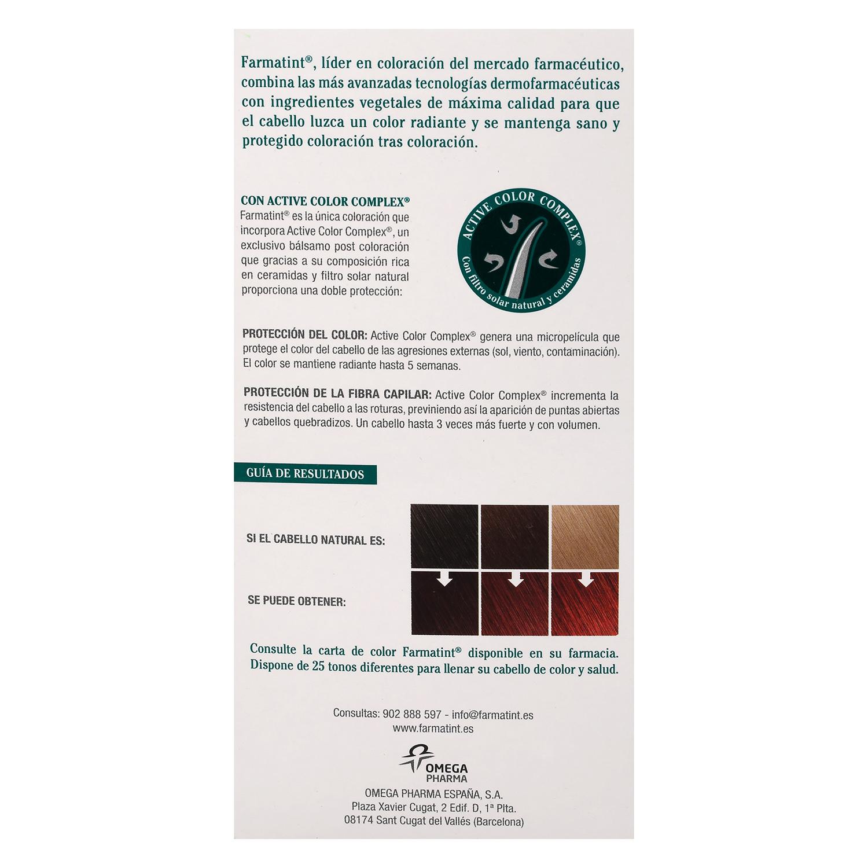 Tinte Classic 7M Rubio Caoba -