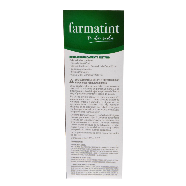 Tinte Classic 7R Rubio Cobrizo Farmatint 1 ud. - 2