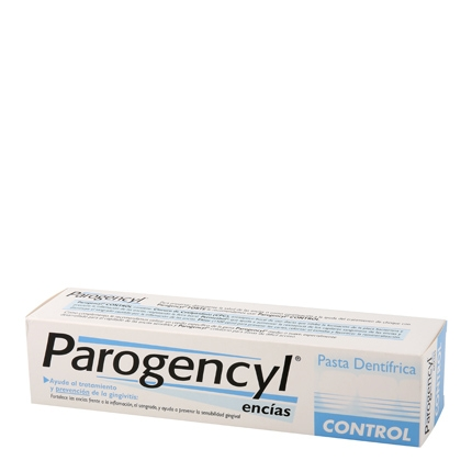 Dentífrico control Parogencyl 125 ml
