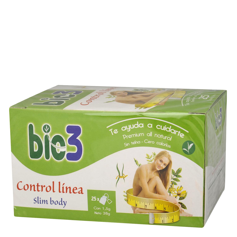Infusión control peso Bio3 25 ud.