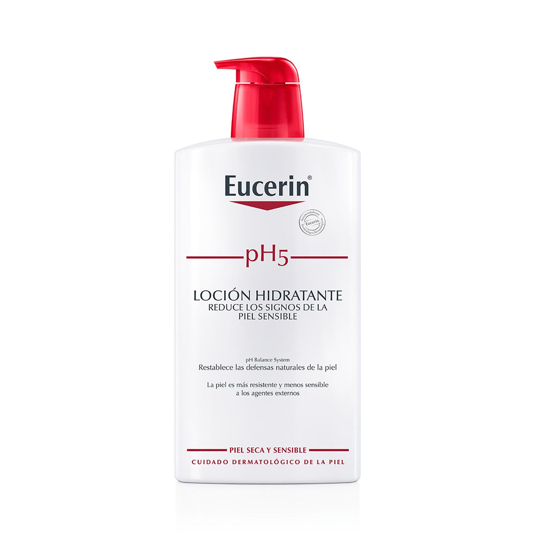 Loción hidratante corporal pH5 para piel sensible