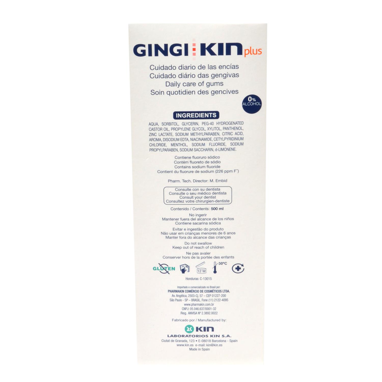 Enjuague bucal Gingi-Kin plus - 2