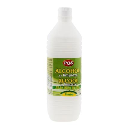 Alcohol limpieza desinfectante
