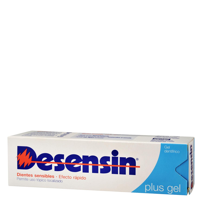 Gel dentífrico plus para dientes sensibles