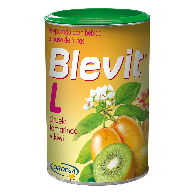 Preparado laxante con ciruela, tamarindo y kiwi Blevit L 150 g.