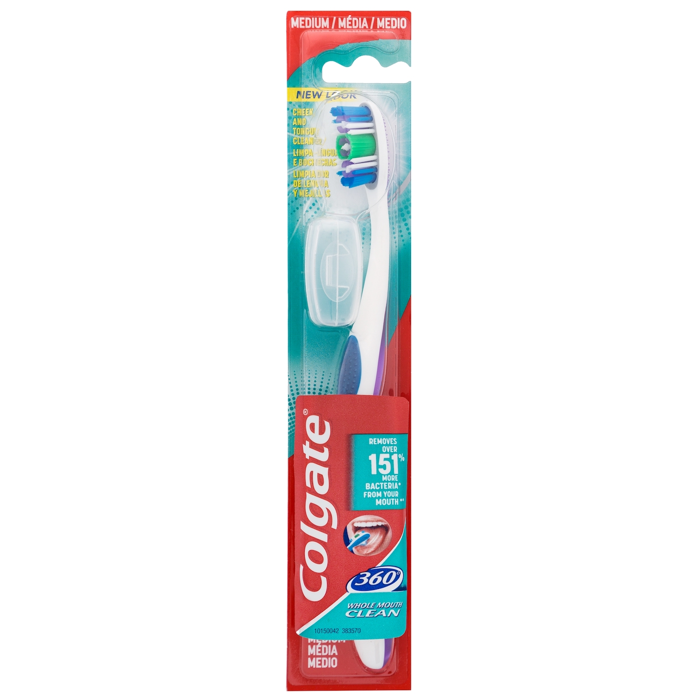 Cepillo dental 360º Medio Colgate 1 ud. Colgate - Carrefour ... 9c2b2e1703dc