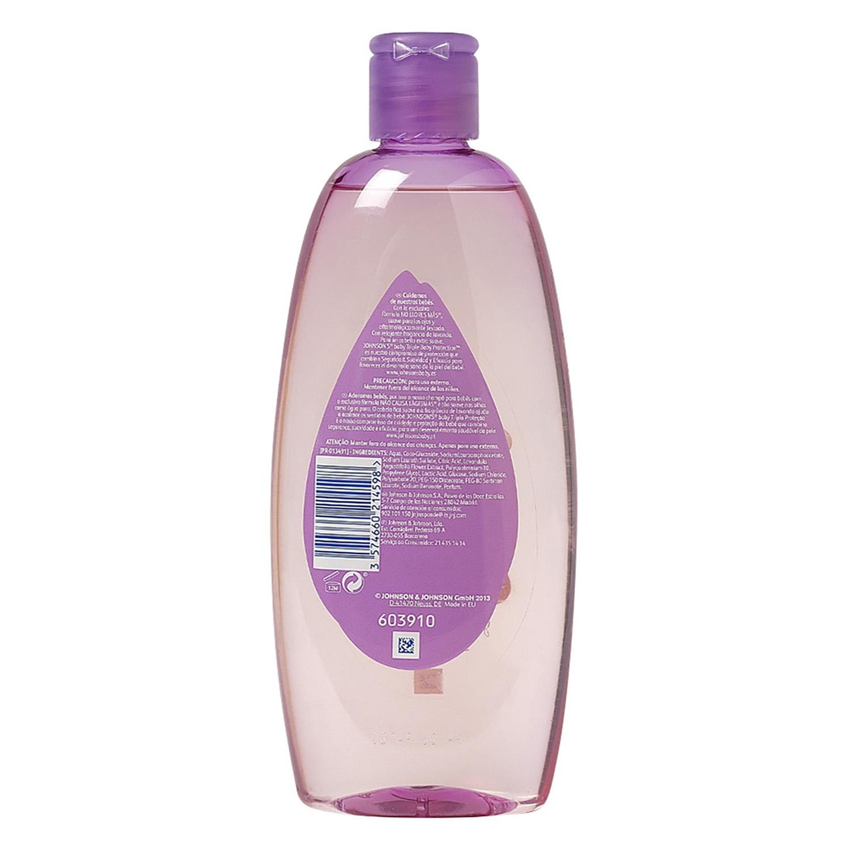 Champú Relax con lavanda natural para cabello normal Johnson's Baby 500 ml. - 2