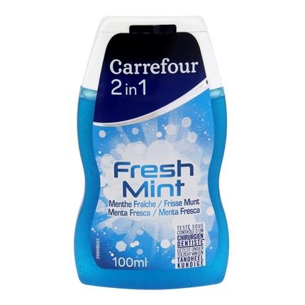 Dentífrico y Elixir 2en1 Menthol