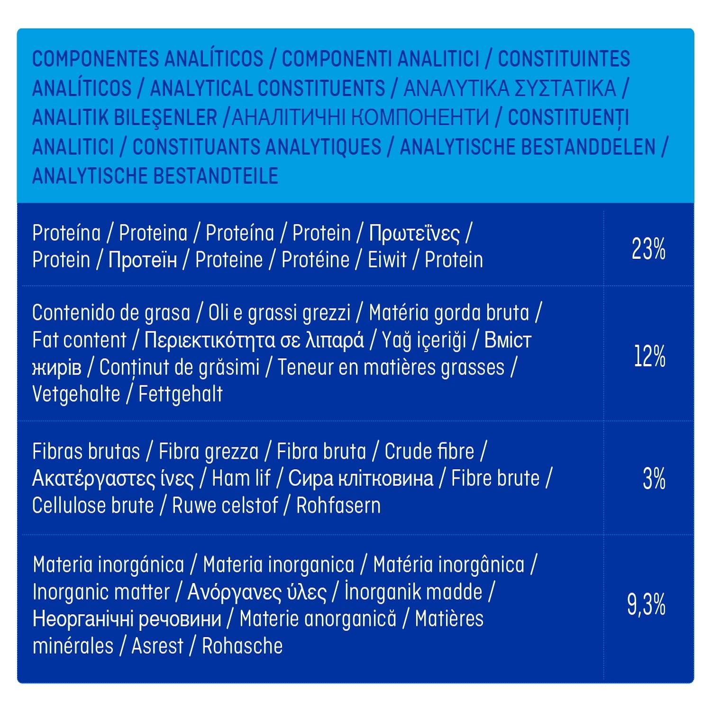 Brekkies Pienso para Perros Mix buey  Excel 15 kg - 3