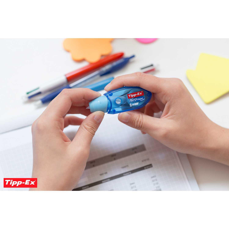 Corrector Cinta Tipp-Ex Micro Tape Twist 2+1 - 3
