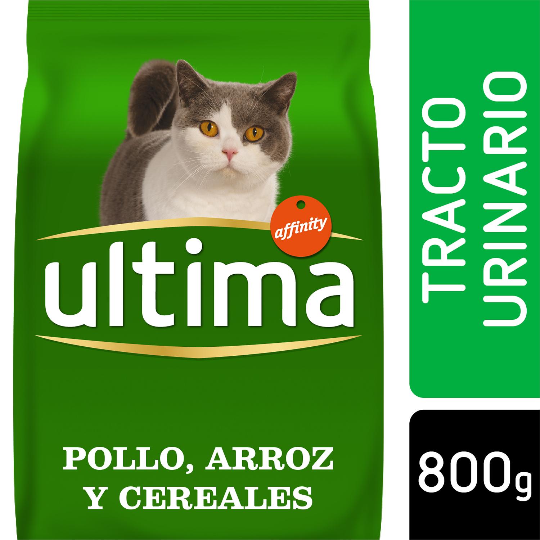 Alimento Gato Seco Adulto Tracto Urinario -