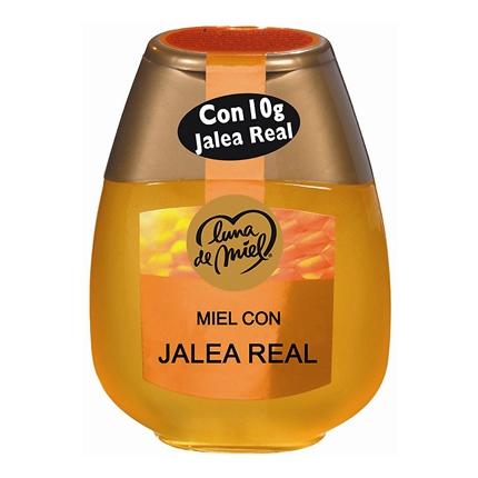 Miel con jalea real Luna de Miel 250 g.