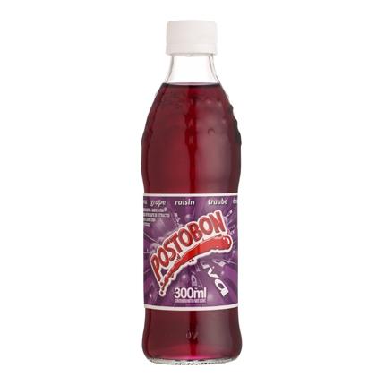 Gaseosa Postobon sabor uva botella 30 cl.