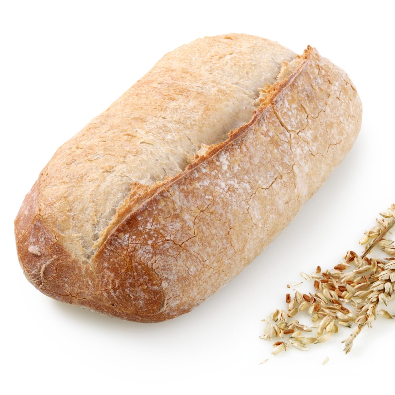 Hogaza de pan ecológica mediana Carrefour Bio 400 g aprox
