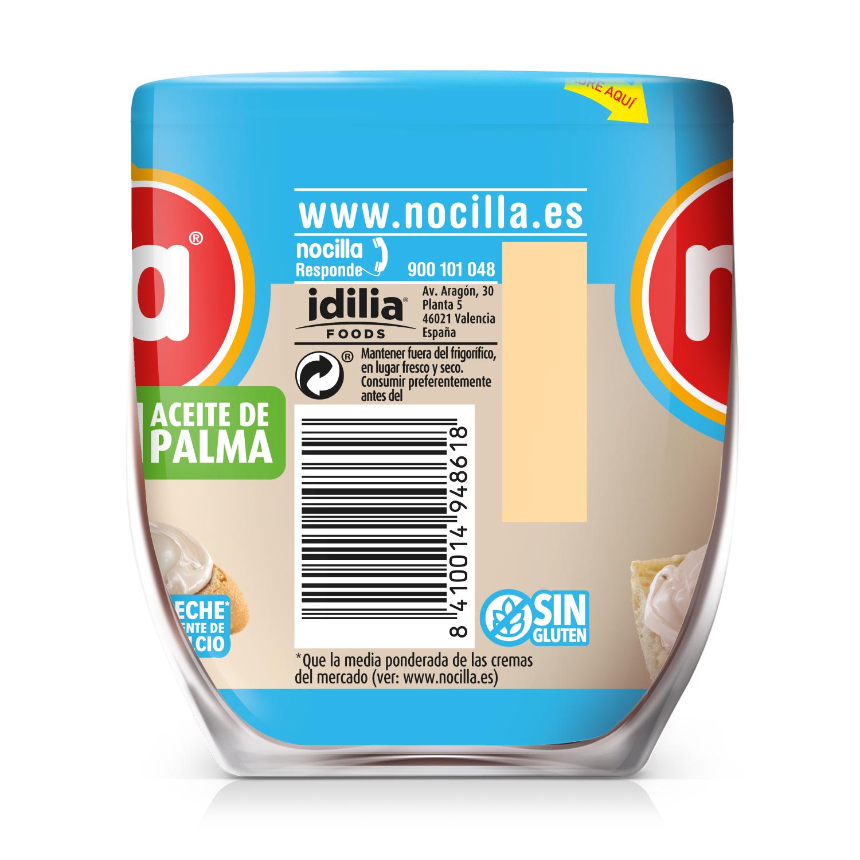 Crema de leche con avellanas Nocilla 190 g. - 2