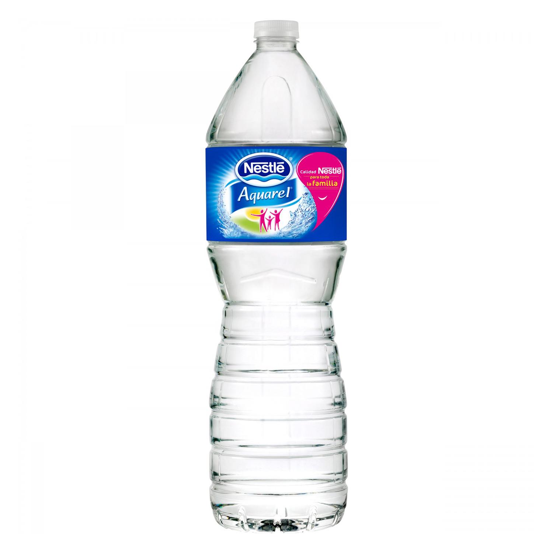 Agua Mineral Aquarel Carrefour Supermercado Compra Online # Muebles Cedros Esplugues