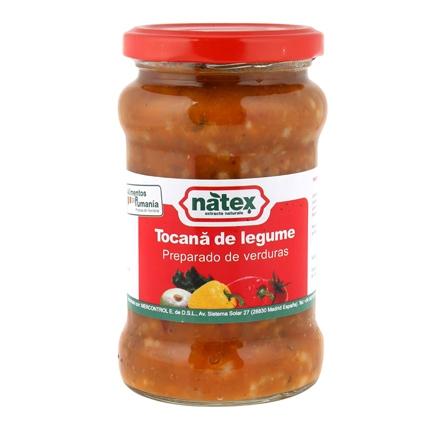 Preparado tocana de verduras Natex 350 g.