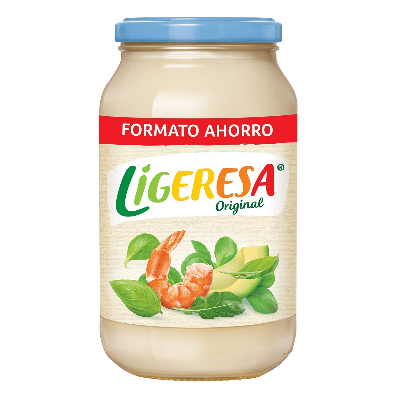 Mayonesa Ligeresa tarro 650 ml.