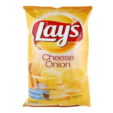 Patata cheese & onion