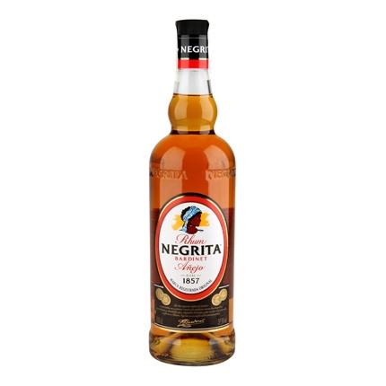 Ron Negrita añejo 1 l.