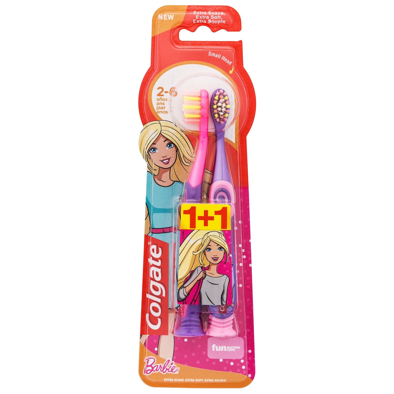 Cepillo dental junior Smiles Colgate 1 ud.