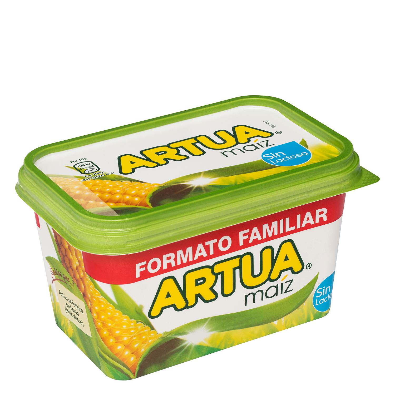 Margarina Artua de maíz sin lactosa 600 g.