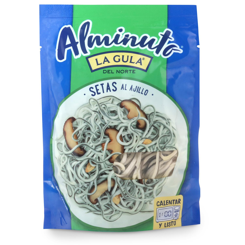 Gula fresca con ajo y setas Aguinaga 125 g
