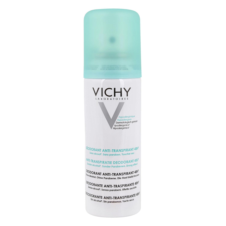 Desodorante antitranspirante 48h Vichy 125 ml.