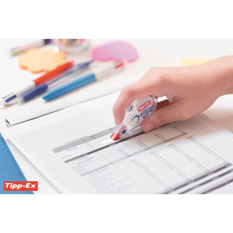 Corrector Cinta Tipp-Ex Mini Pocket Mouse 2+1 - 3