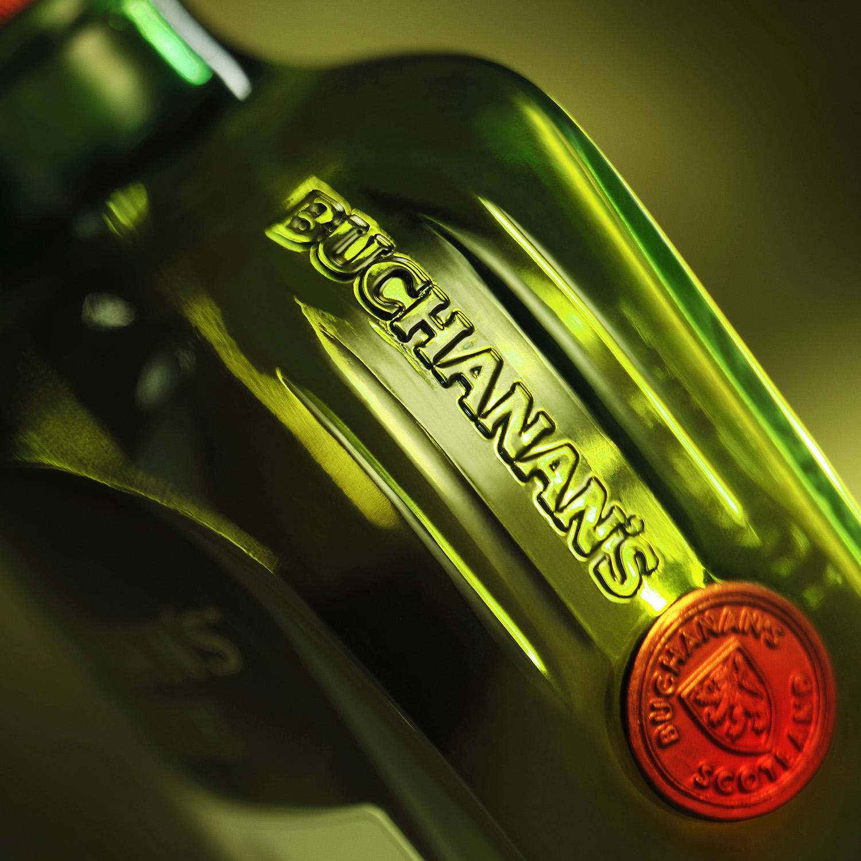 Whisky Buchanan's escocés deluxe 12 años 1 l. - 2
