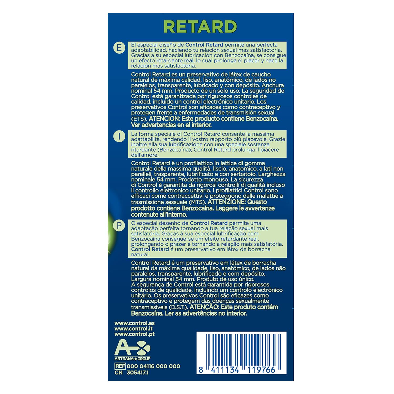 Preservativo Retardante -