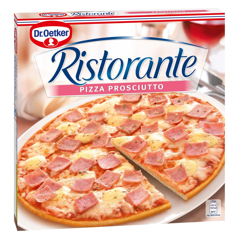 Pizza prosciutto Ristorante Dr. Oetker 330 g.