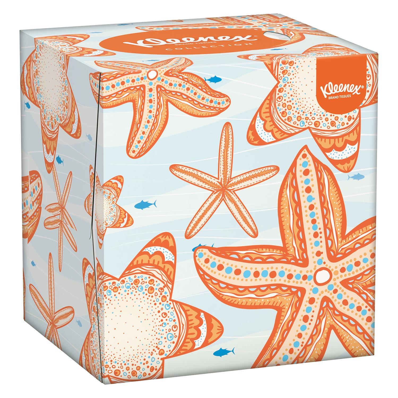 Caja de pañuelos Collection Kleenex 56 ud. - 3