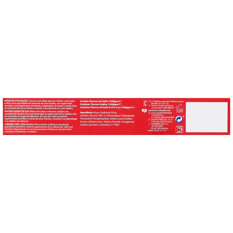 Dentífrico Anti-Sarro + Blanqueador Tubo Duplo - 2