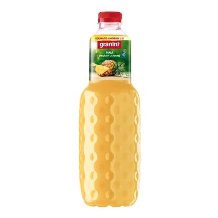 Néctar de piña Granini botella 1,5 l.